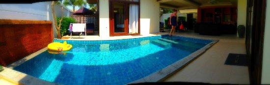 Samui Boat Lagoon: Private Pool and Private Area!