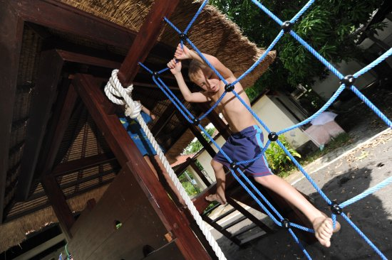 Resort Relax Bali: Kids tower