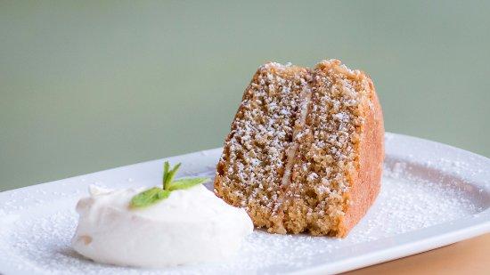 Newbridge, Ireland: Coffee Cake - Traditional Bake
