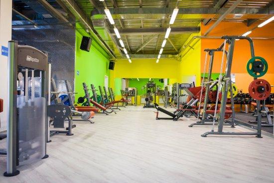 Reforma Fitness Center
