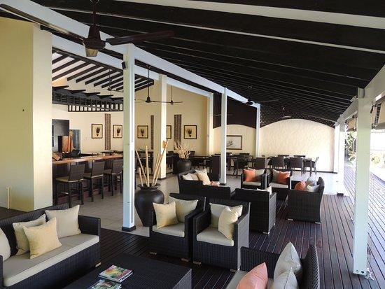 Hotel La Roussette: Lounge, Bar and Restaurant