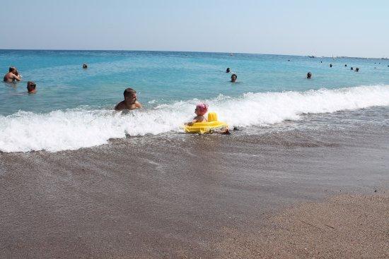 Lomeniz Hotel: Elli Beach Rhodes