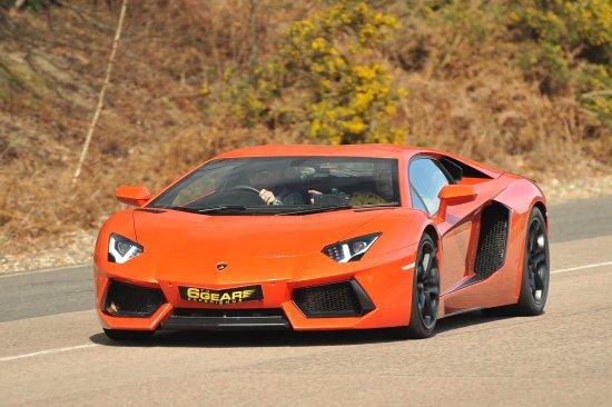 Me Driving The Lamborghini Aventador Lp700 4 Picture Of 6th Gear