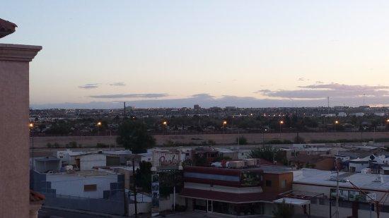Maria Bonita Consulado Americano: A view of Texas at sunrise