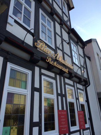 bier akademie restaurant, celle - restaurant reviews, phone number