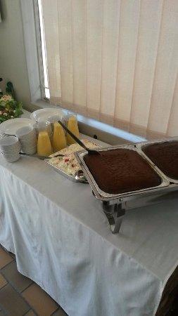 De Rust, جنوب أفريقيا: Sunday Buffet