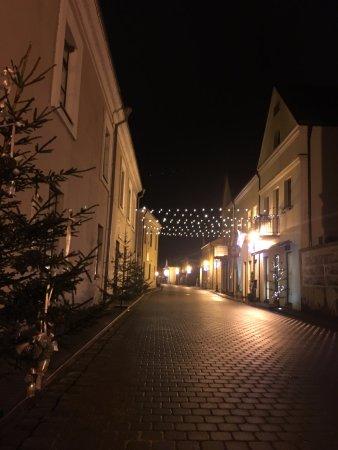 Kedainiai, Lithuania: пешеходная улица