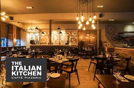 Italian kitchen glasgow city centre restaurant
