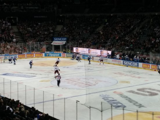 Photo of Hockey Arena O2 arena at Českomoravská 2345/17, Praha 190 00, Czech Republic