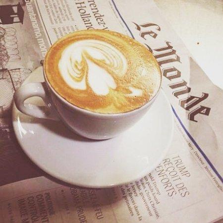 Bulevardin kahvisalonki: Relax and enjoy our coffees!