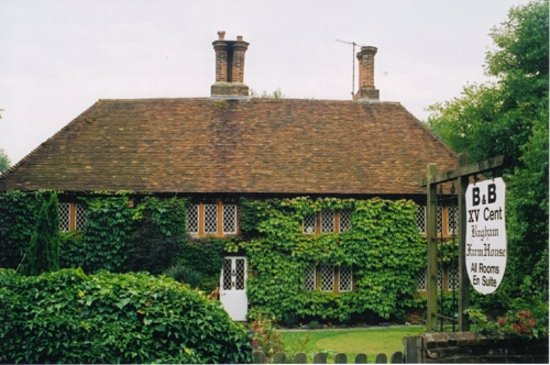 Bagham Farm House