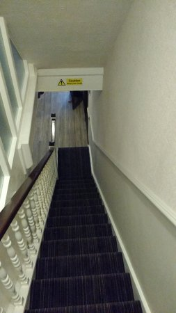 Felpham, UK: Stairs a bit narrow