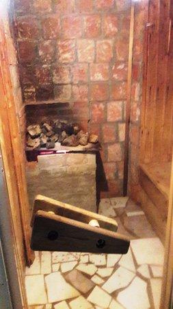 Sauna finlandese del bagno 5 (sala privata) - Picture of Abanotubani ...
