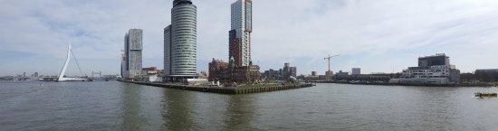 Hotel New York: Leuke boottocht gemaakt, vertrekt vlakbij het hotel, vanaf de boot deze foto gemaakt van het hot