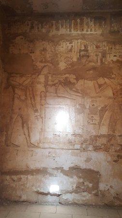 Valley of the Artisans (Deir el-Medina): ongelofelijk wat er nog bewaard gebleven is.