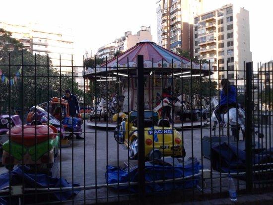 Plaza Monseñor de Andrea