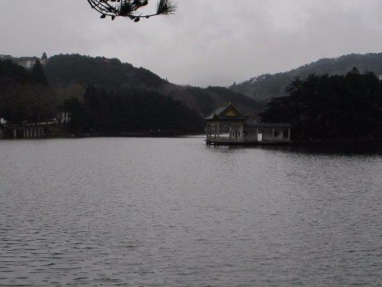 Jiujiang, China: 廬山國家公園