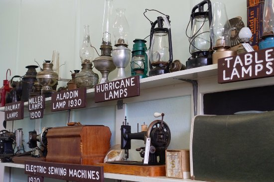 Mount Barker, Australia: Lamp Collection