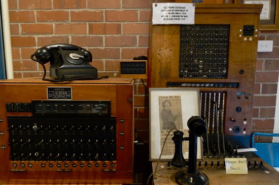 Mount Barker, Australia: Telephone exchange