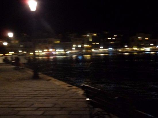 Old Venetian Harbor: Puertp