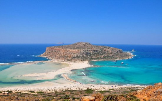 Falassarna, Greece: Cruise Balos
