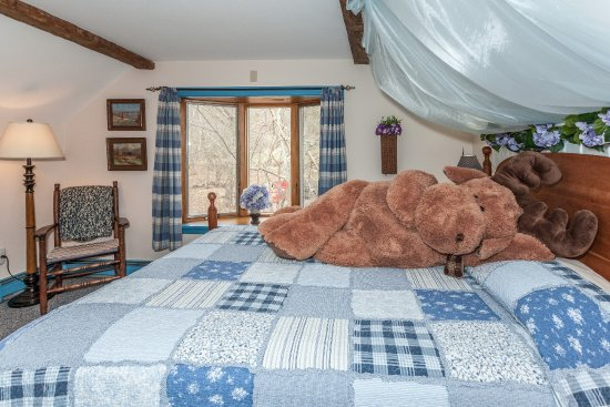 Fairfax, Βερμόντ: BLUE ROOM