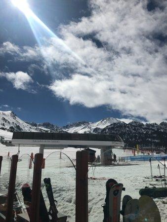 Grau Roig Andorra Boutique Hotel & Spa : фото с террасы