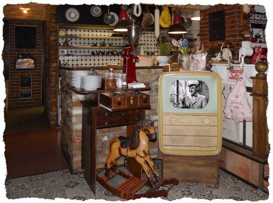 Oma´s Küchenherd - Bild von Oma\'s Küche, Ostseebad Binz - TripAdvisor