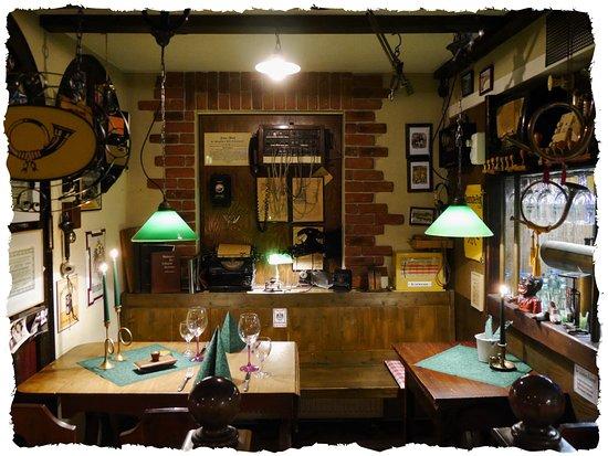 Das Post und Telegraphenamt - Bild von Oma\'s Küche, Ostseebad Binz ...