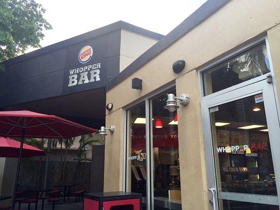Burger King Miami 5505 Blue Lagoon Dr Restaurant