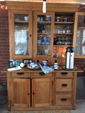 Mansfield, PA: Coffee/tea service