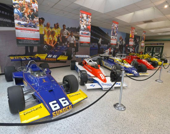 Indianapolis Motor Speedway Museum Aktuelle 2017 Lohnt