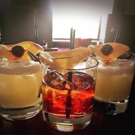 Durrus, Irland: Cocktails!