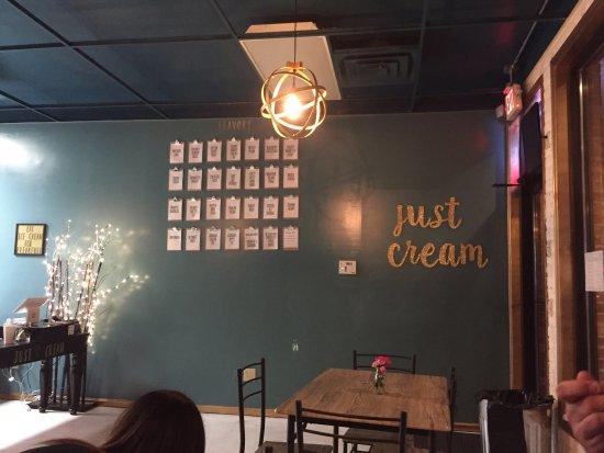 Cream boutique