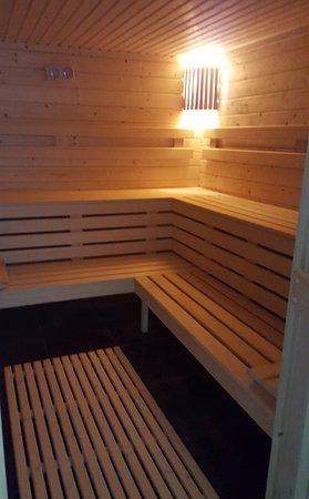 Hourtin, França: Sauna