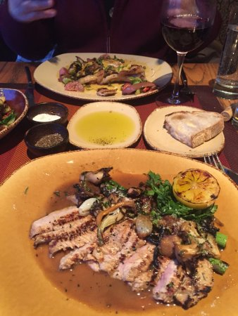 Photo of Italian Restaurant Giulia at 1682 Massachusetts Ave, Cambridge, MA 02138, United States