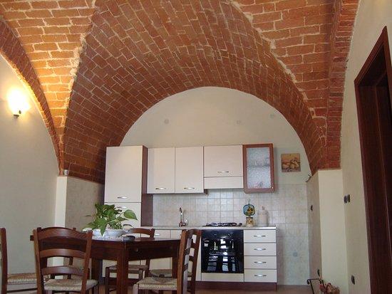 Crespina, Italia: cucina