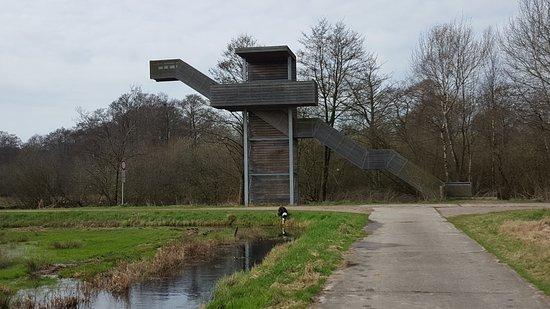Osterholz-Scharmbeck, Almanya: Aussichtsturm Postwiesen