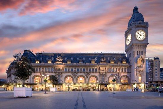Gare de lyon - Gare de lyon jardin des plantes ...