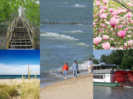 Saugatuck in the Spring