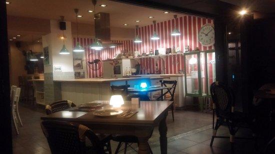 Agioli Restaurant: Agioli internal