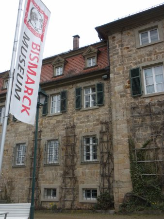 Bad Kissingen, Jerman: Bismarck museum