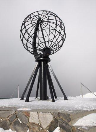 Nordkapp Municipality, Norway: North Cape Globe