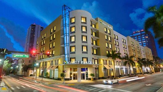 Hyatt Place West Palm Beach Downtown照片