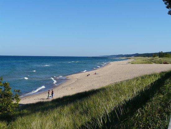 Saugatuck Dunes and Beach