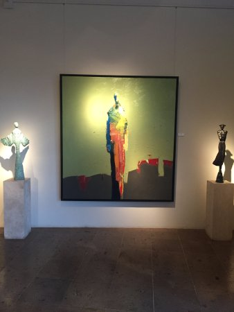 Frank Arnold Gallery: One of the Beautiful Art Pieces