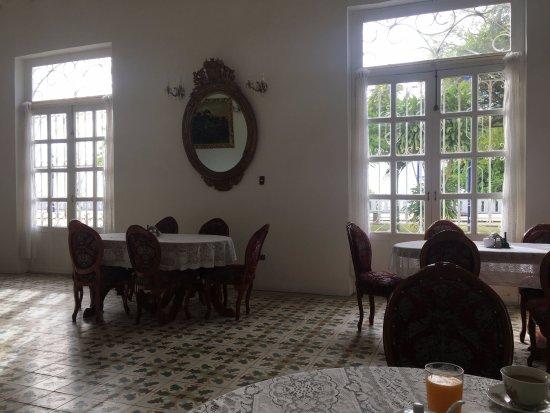 La Casa Morey : Breakfast room