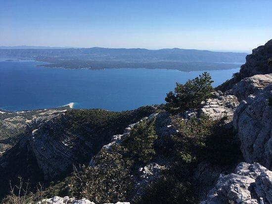 Bol, Croatia: Vidova Gora