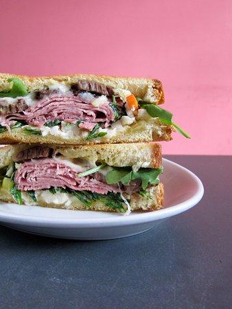 Southport Grocery & Cafe : Cuban Sandwich