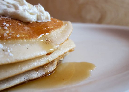 Southport Grocery & Cafe : Cupcake Pancakes (Gluten Free!)